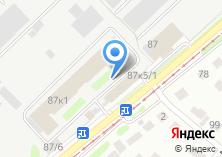 Компания «Ламанс» на карте