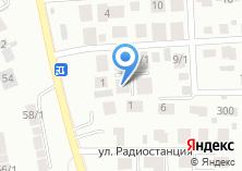 Компания «Строящийся жилой дом по ул. Рубежная» на карте