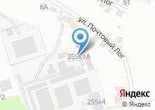 Компания «ОТиС ОНИКС» на карте