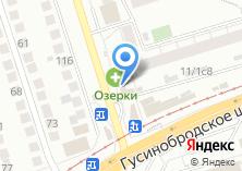 Компания «Кондитерская лавка» на карте