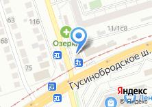 Компания «Сибирский калибр» на карте