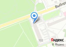 Компания «А.А. Пушкин и товарищи» на карте