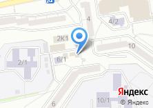 Компания «Борей» на карте