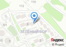 Компания «ТСМ ЭНЕРГО» на карте