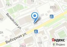 Компания «Регионфарм» на карте