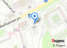 Компания «Блиц Сервис» на карте