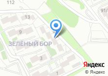 Компания «ЦКМСС» на карте