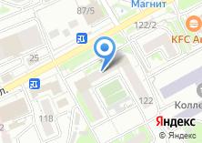 Компания «АЛЕН-Строй» на карте