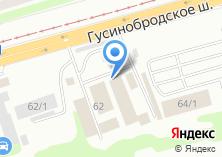 Компания «СибГарантАвто» на карте