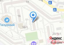 Компания «OKS» на карте