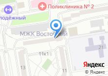 Компания «Витрина. Онлайн» на карте