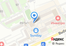 Компания «Рыбоделов» на карте