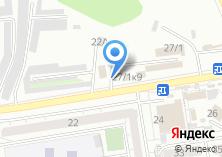 Компания «Магазин автозвука и рыболовных принадлежностей» на карте