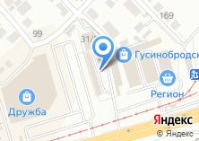 Компания «Сибирский замок» на карте