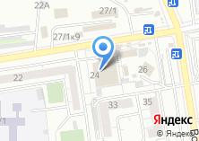 Компания «Магазин нижнего белья и бижутерии» на карте