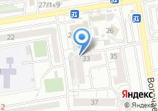Компания «Сибсантех» на карте