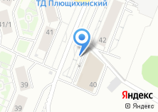 Компания «Промтэк» на карте