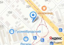 Компания «Каретный двор» на карте