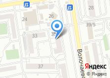 Компания «СибМетСтрой» на карте