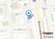 Компания «Леди Лаванда» на карте