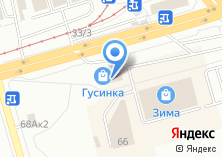 Компания «Аквадион» на карте