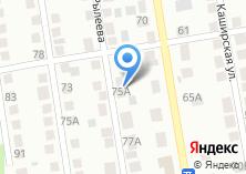 Компания «ААСД» на карте