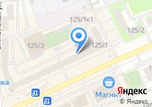 Компания «Экона» на карте
