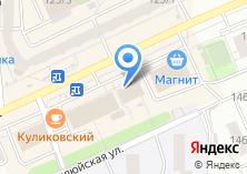 Компания «Сибирь ТрансСтрой+» на карте