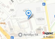 Компания «Сибирский АгроДизайн» на карте