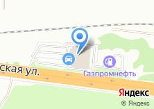 Компания «Ауди Центр Новосибирск» на карте
