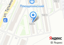 Компания «Melange» на карте
