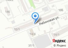 Компания «Салон-парикмахерская на Рябиновой» на карте