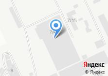 Компания «ISOVER» на карте