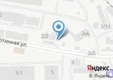 Компания «ТехСиб» на карте