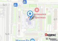 Компания «Детский сад №508 Фея» на карте
