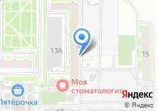 Компания «Ключ-Камышенский» на карте