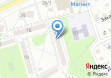 Компания «АРВИГ» на карте