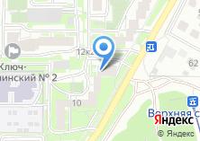 Компания «Строящийся жилой дом по ул. Ключ-Камышенское Плато» на карте