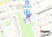 Компания «Детский сад №33 Тополек» на карте