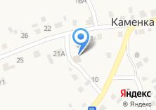 Компания «Каменская сельская библиотека» на карте