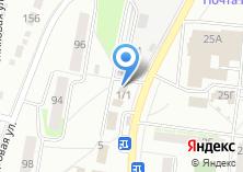 Компания «Мединас» на карте