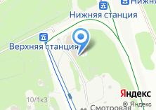 Компания «Иня» на карте
