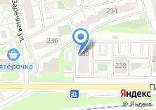 Компания «Тендер Шина» на карте