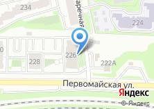 Компания «Промресурс» на карте