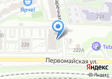 Компания «МАСТЕРДОМ» на карте