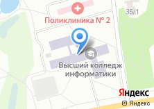 Компания «СМК-Комплект» на карте
