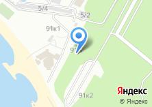 Компания «НИИ КуДА» на карте