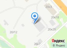 Компания «Негабарит ТРАЛСКАН» на карте