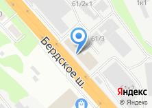 Компания «Чудодом поставки оптовая компания» на карте