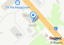 Компания «КСМ-СЕРВИС» на карте